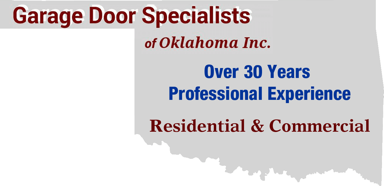 Garage Door Specialist Of Oklahoma Inc   Logo