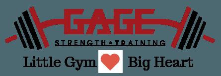 Gage Strength Training-logo