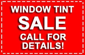 Window Tint Sale! | Bremerton, WA | All Class Auto Glass | 360-373-7710