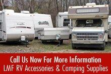 Camping Supplies - Houma, LA - LMF RV Accessories & Camping Supplies