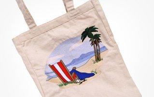 Custom Embroidery Bag