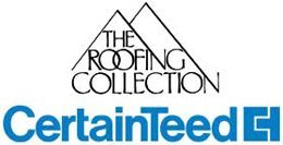 The Roofing Collection and CertainTeed logos