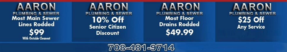 Heaters | Chicago, IL | Aaron Plumbing & Sewer | 708-481-9714