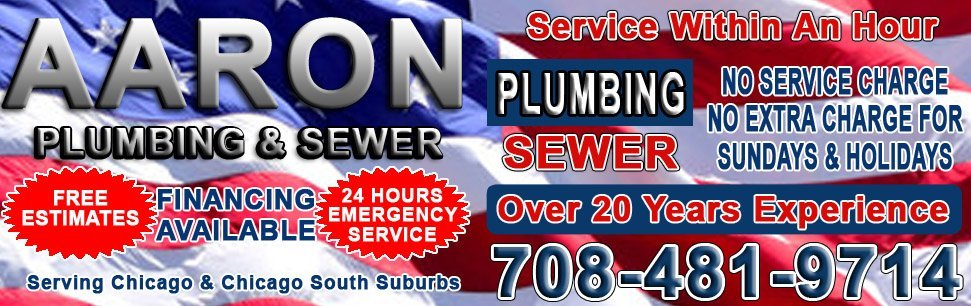 Plumbing Services | Chicago, IL | Aaron Plumbing & Sewer | 708-481-9714