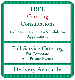Catering Service  - Garden City, NY - Culinary Heights Inc.