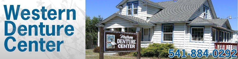 Denture Repair - Klamath Falls, OR - Western Denture Center