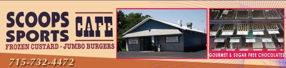 Sports Bar - Marinette, WI - Scoops Sports Café