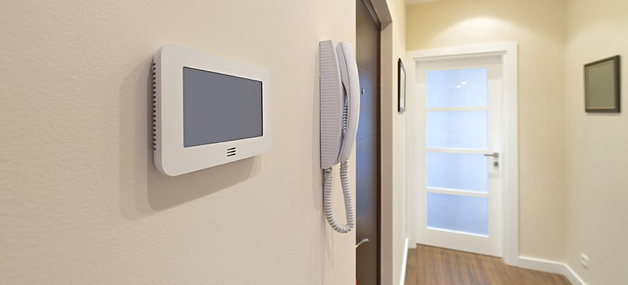 Intercoms with phone acces