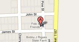 Fido & Friends Grooming & Pet Supplies -  519 Pine Street  Aledo, TX 76008