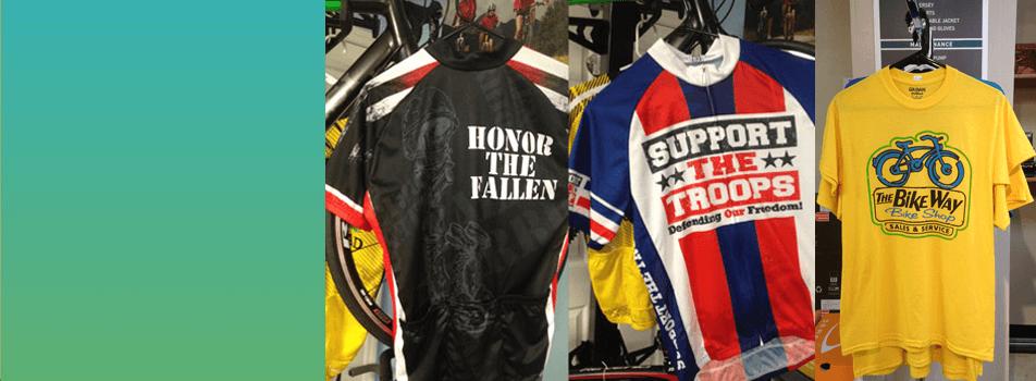 Bicycle Clothing | Miamisburg, OH | The Bike Way Bike Shop | 937-384-0337