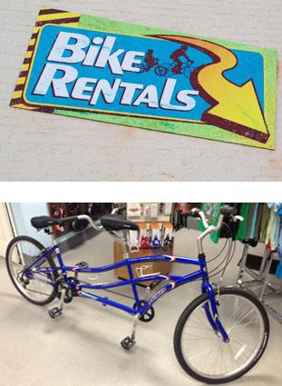 Bike Rentals   Miamisburg, OH   The Bike Way Bike Shop   937-384-0337  serving Dayton, OH