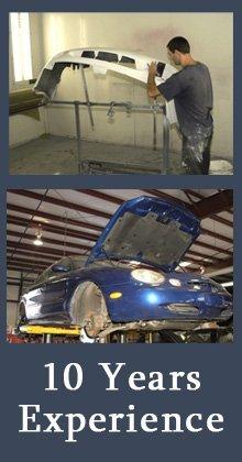 Auto Body Repair Shop - Natchez, MS - McDonald Collision