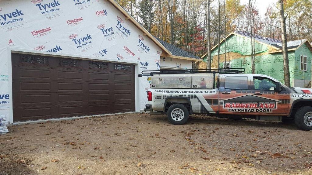 Badgerland Overhead Door LLC - Garages