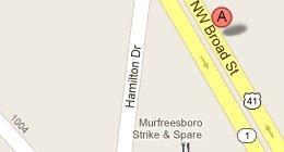 Martin Construction 1000 NW Broad Street  Murfreesboro TN 37129