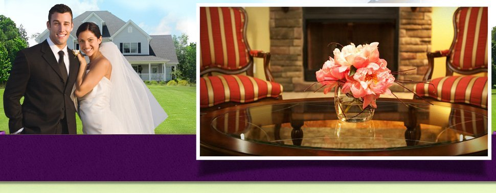 Deluxe Wedding Package | La Grange, KY | Pillow & Paddock Bed & Breakfast | 502-222-4372