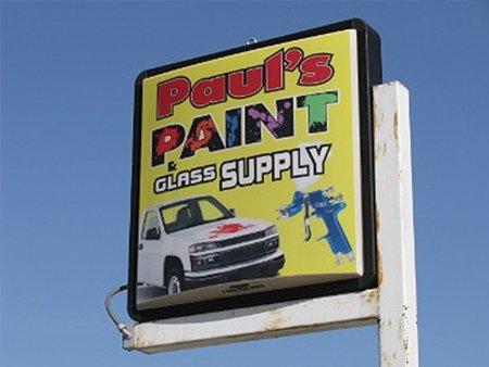 Paul's paint Board