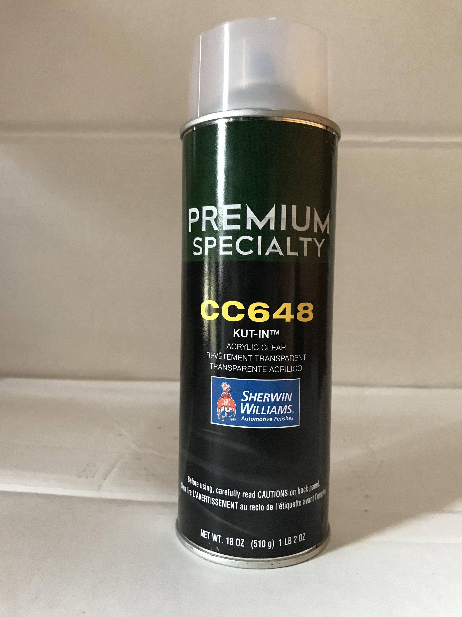CC648 KUT IN ACRYLIC CLEAR