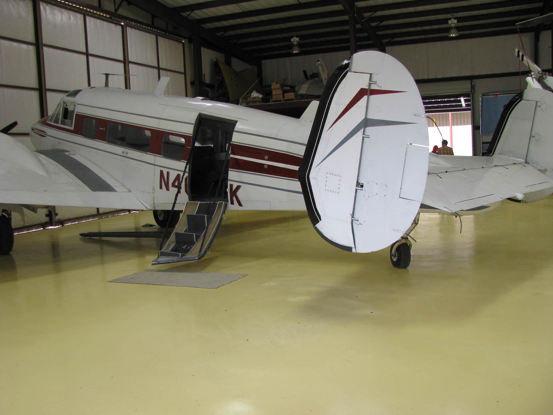 November 2010 plane