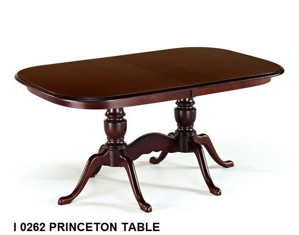I 0262 Princeton table