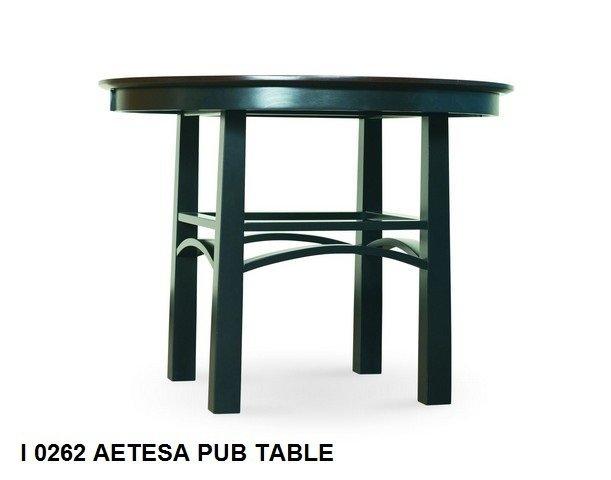 I 0262 Aetesa pub table