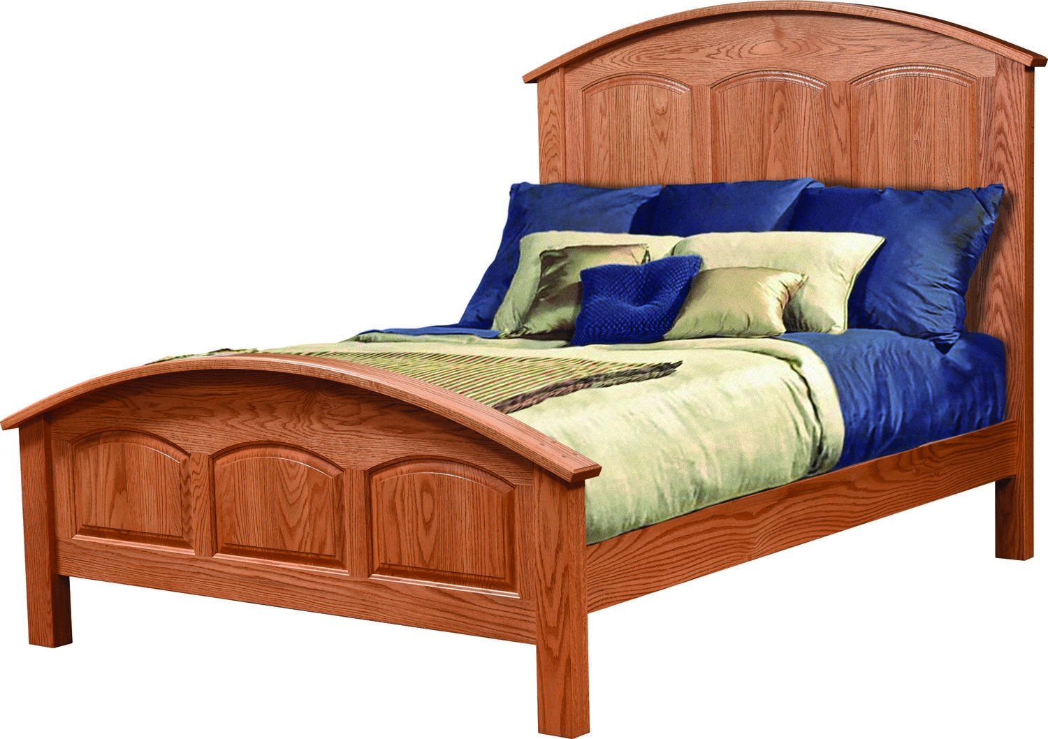 1501-100 Traditional Bed