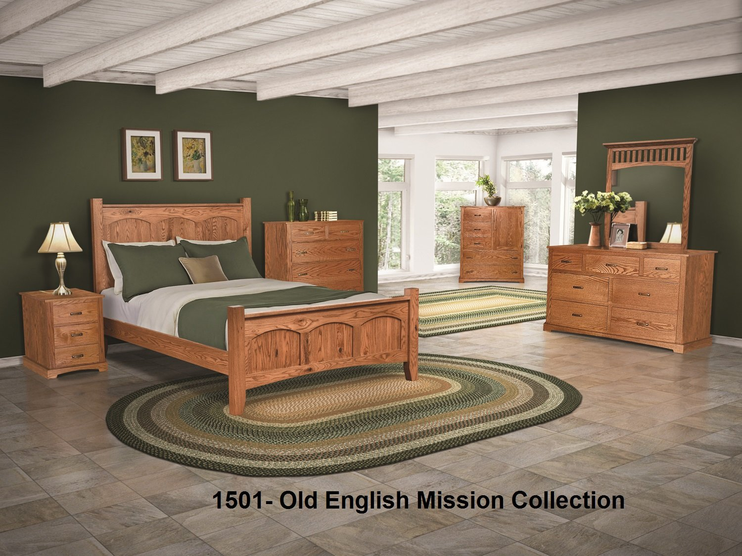 1501-300 Old English Mission Collection