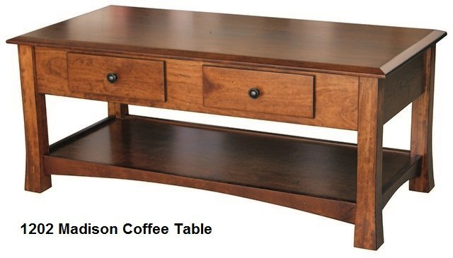 1202 madison coffee table