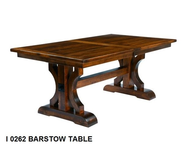 I 0262 barstow table