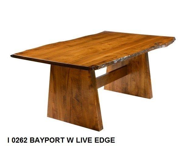 I 0262 Bayport W Live edge