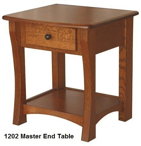 1202 madison end table