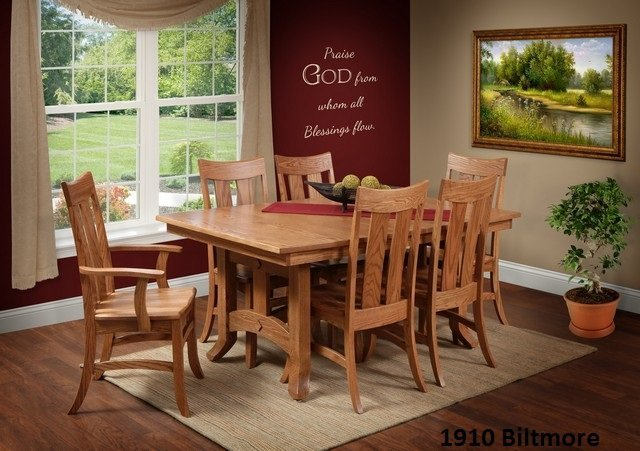 1910 Biltmore dining table