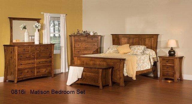 i 0816 Matison Bedroom set