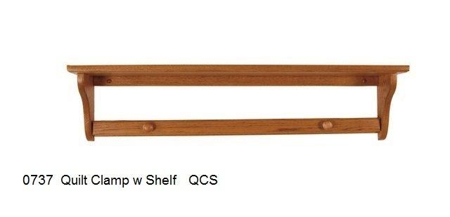 0737 Quilt clamp w shelf QCS