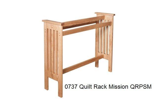 0737 Quilt rack mission QRPSM