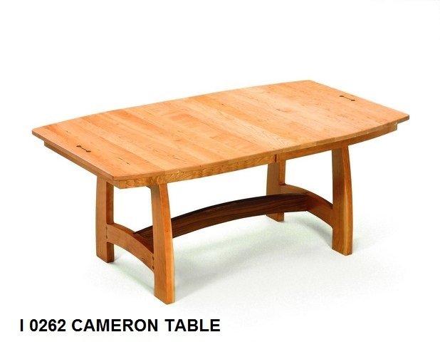 I 0262 Cameron table
