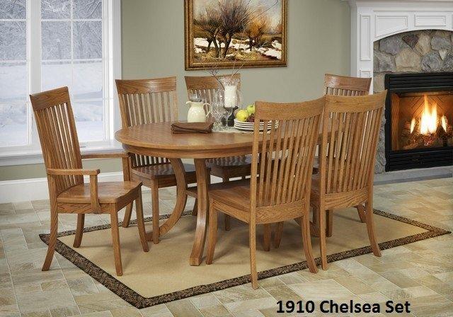 1910 Chelsea Dining Set