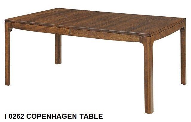 I 0262 Copenhagen table