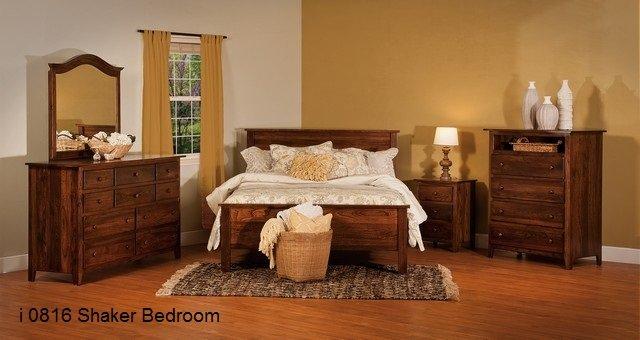 i 0816 Shaker Bedroom