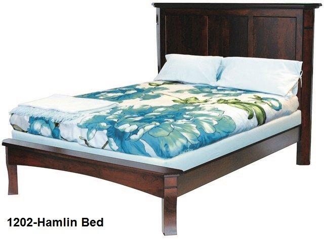 1202 Hamlin bed