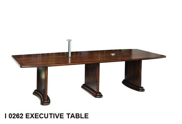 I 0262 Executive table