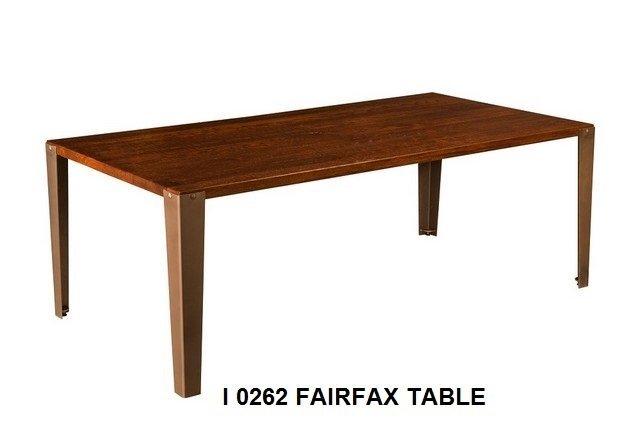 I 0262 Fairfax table