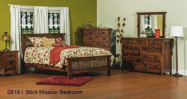 i 0816 Stick mission Bedroom