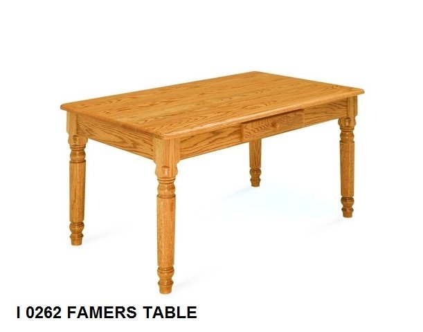 I 0262 Famers Table