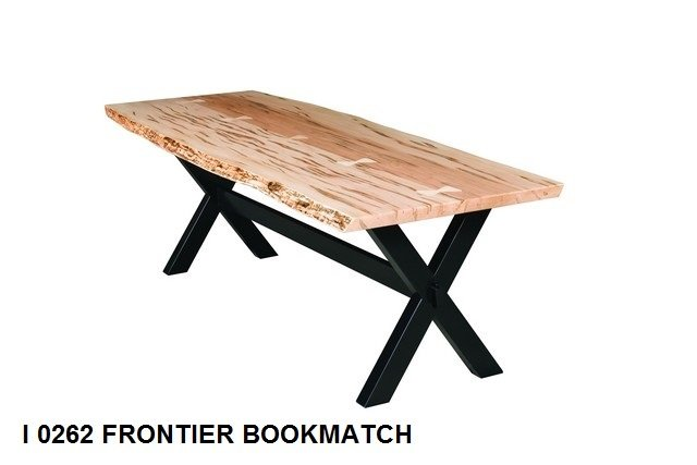 I 0262 Frontier bookmatch