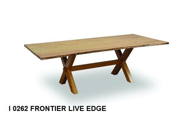 I 0262 Frontier live edge