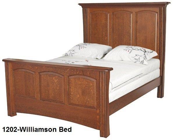 1202 Williamson  bed