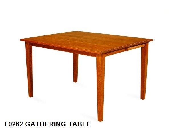 I 0262 gathering table