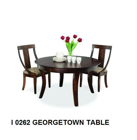 I 0262 georgetown table