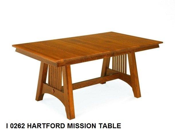 I 0262 Hartford mission table