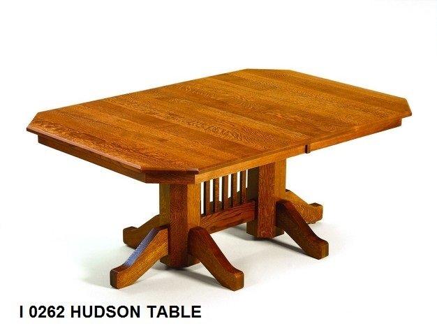 I 0262 Hudson table